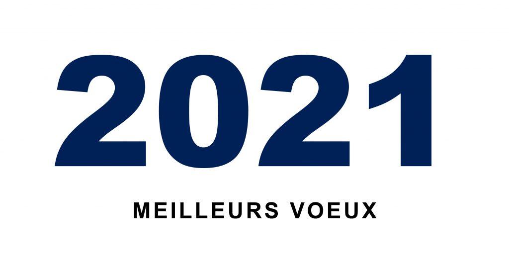 Courrier des voeux 2021